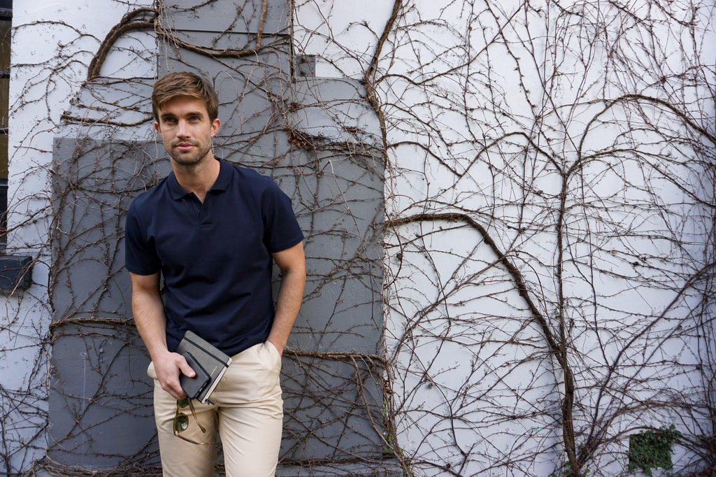 7 Days, 7 Ways to Wear - Polo