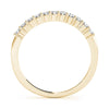 11-Stone Band Round 14K Yellow Gold