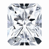 Radiant Super-Premium Colorless (DEF) Moissanite