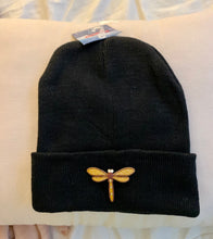 Load image into Gallery viewer, Dragonfly Beanie For Eric James