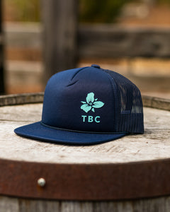 Blue Foam Trucker