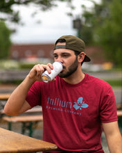 Load image into Gallery viewer, Trillium Brewing Men's Classic Logo T-Shirt