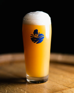 Vitamin Sea/Trillium Collab Pub Glass