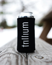 Load image into Gallery viewer, Trillium 16oz Black Koozie