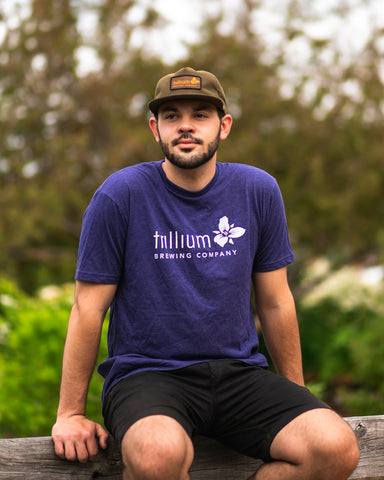 Trillium Brewing Men's Classic Logo T-Shirt