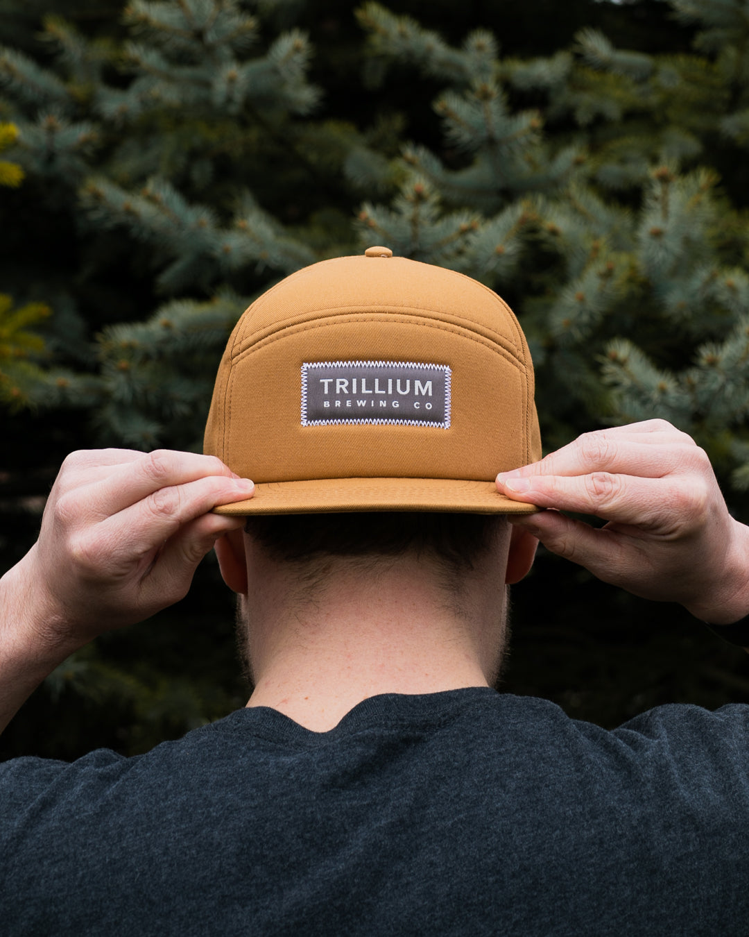 Trillium Brewing Company 5-Panel Snapback Hat