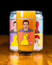 Load image into Gallery viewer, Trillium x Permanent Hangover Collab Glass