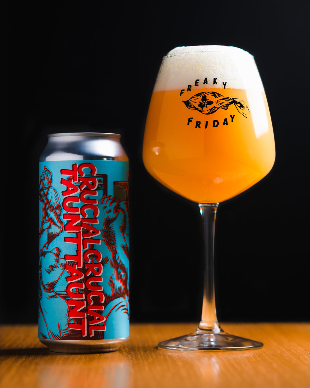 Trillium x The Veil Freaky Friday Glass