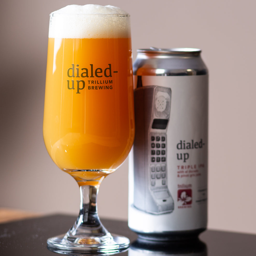 Dialed-Up Glass