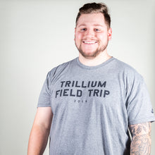 Load image into Gallery viewer, Trillium Brewing Field Trip T-Shirt