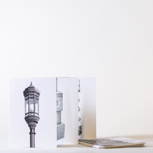 Trillium Brewing Salutation Series Greeting Card Set