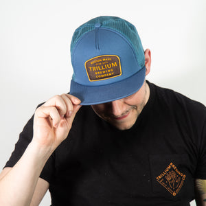 Trillium Brewing Company Patch Trucker Hat