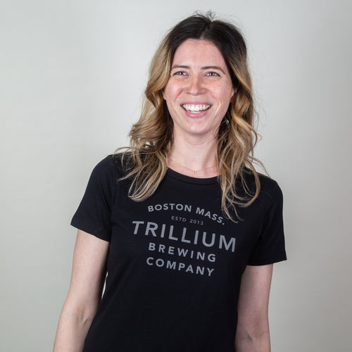 Trillium Brewing Company Women's Boston, MA T-Shirt