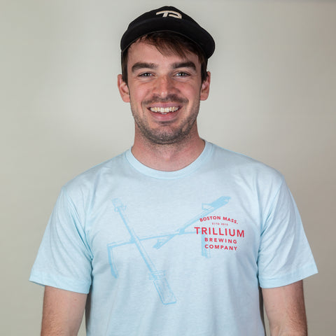 Trillium Brewing Company Men's Seesaw T-Shirt