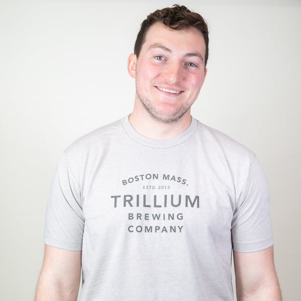 Trillium Brewing Company Men's Boston, MA T-Shirt