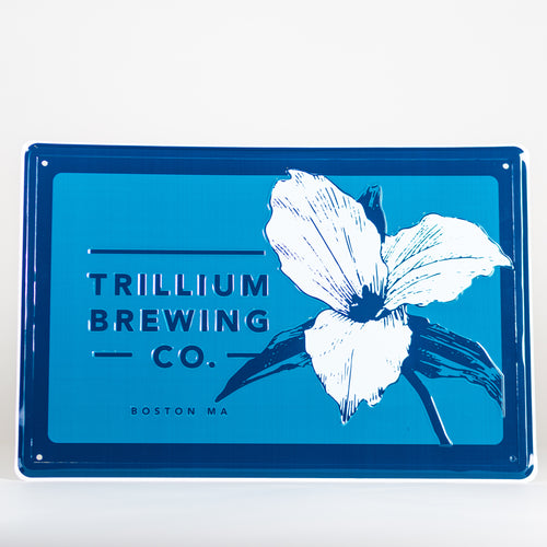 Trillium Brewing Tin Tacker