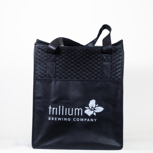 Trillium Brewing Company Insulated Tote Bag