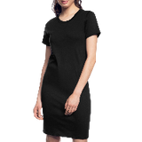 Customizable Women's T-Shirt Dress add your own photos, images, designs, quotes, texts and more