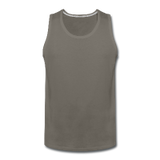 Customizable Men's Premium Tank add your own photos, images, designs, quotes, texts and more