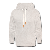 Customizable Shawl Collar Hoodie add your own photos, images, designs, quotes, texts and more