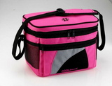 COOLPACK'S 6 can Insulated Collapsible Lunch Tote coolers