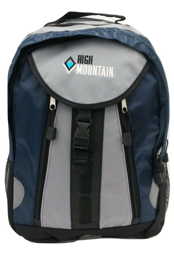 High Mountain Backpacks with Laptop/tablet Sleeve & Multi Pockets