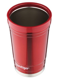 Contigo Party Cup, 16oz, Red Stainless Steel BPA Free