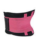 Watermelon Red Thermo Hot Shaper Fitness Belt Sports Waist Trainer Trimmer