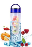 25 OZ Infusion Sports Water Bottles Removable Infuser make Fruit Infused Water
