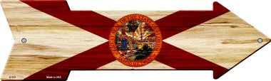 Florida State Flag Novelty Arrows