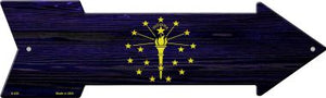 Indiana State Flag Novelty Arrows
