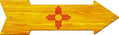 New Mexico State Flag Novelty Arrows