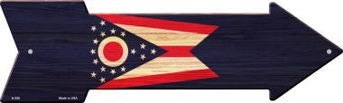 Ohio State Flag Novelty Arrows