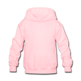 Customizable Kids' Hoodie add your own photos, images, designs, quotes, texts and more - pink