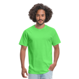 Customizable Unisex Classic T-Shirt add your own photos, images, designs, quotes, texts and more - kiwi
