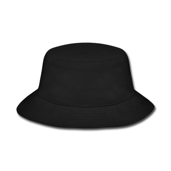 Customizable Bucket Hat add your own photos, images, designs, quotes, texts and more - black