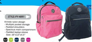 Eurogear's Daypack, Backpack with Padded laptop compartment for school, travel