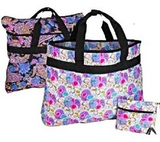 Women's Large Fashion Hand/tote Bag, with Free Accessory Bag!