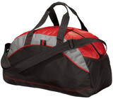 21 inch Duffel bag can be used as Gym bag, overnight travel bag, sports bag with side pocket and adjustable strap