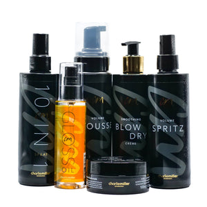 NEW! Charlie Miller Styling Products