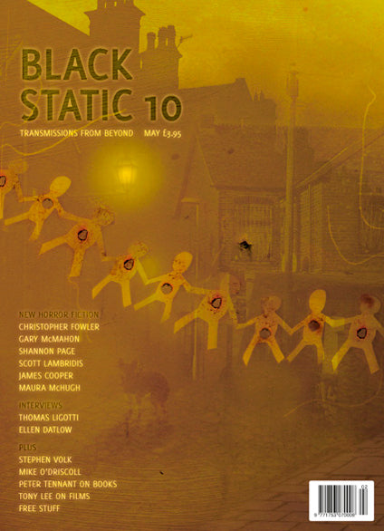 Black Static #10 (May-Jun 2009)