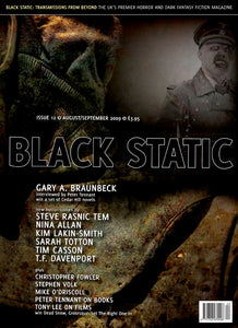 Black Static #12 (Sep-Oct 2009)