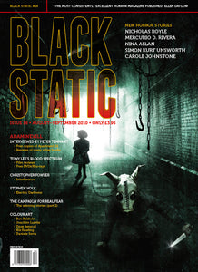 Black Static #18 (Sep-Oct 2010)