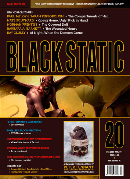 Black Static #20 (Jan-Feb 2011)