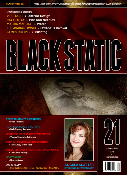 Black Static #21 (Mar-Apr 2011)