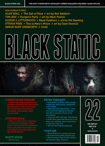 Black Static #22 (May-Jun 2011)