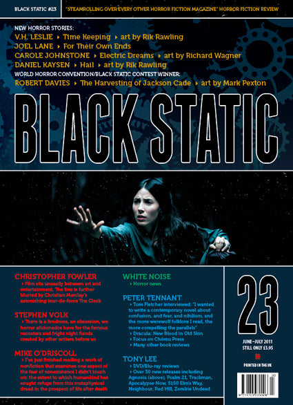 Black Static #23 (Jul-Aug 2011)