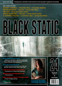 Black Static #24 (Sep-Oct 2011)