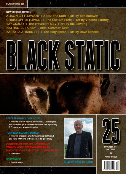 Black Static #25 (Nov-Dec 2011)