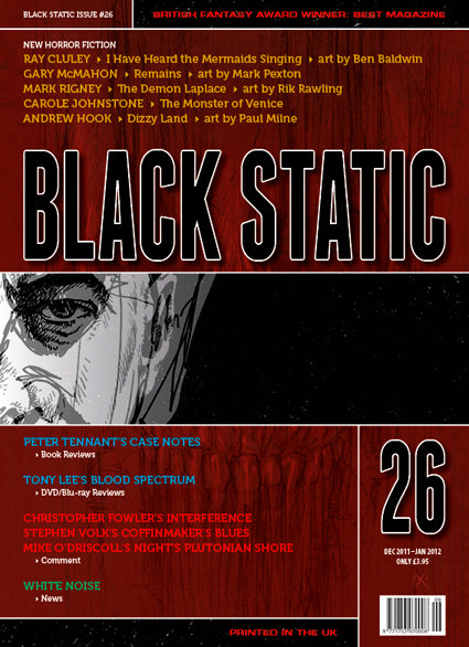 Black Static #26 (Jan-Feb 2012)